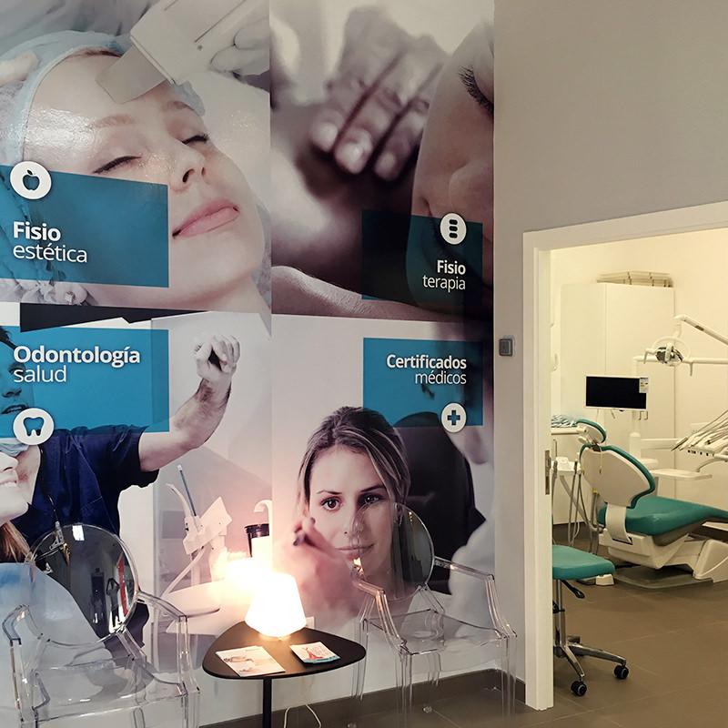 centro médico estético en el Impala Sport Club del Grao de Castellón